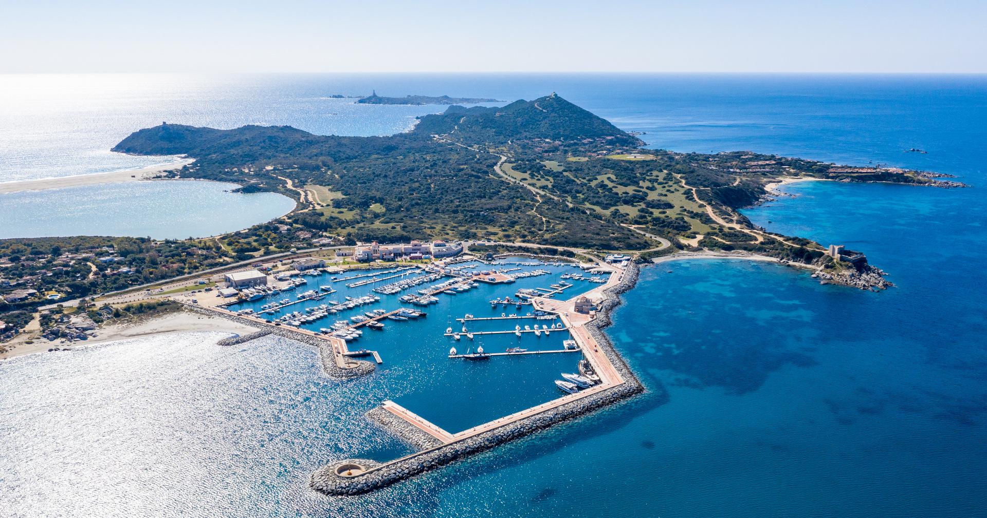 Marina di Villasimius - photo © Zerogradinord