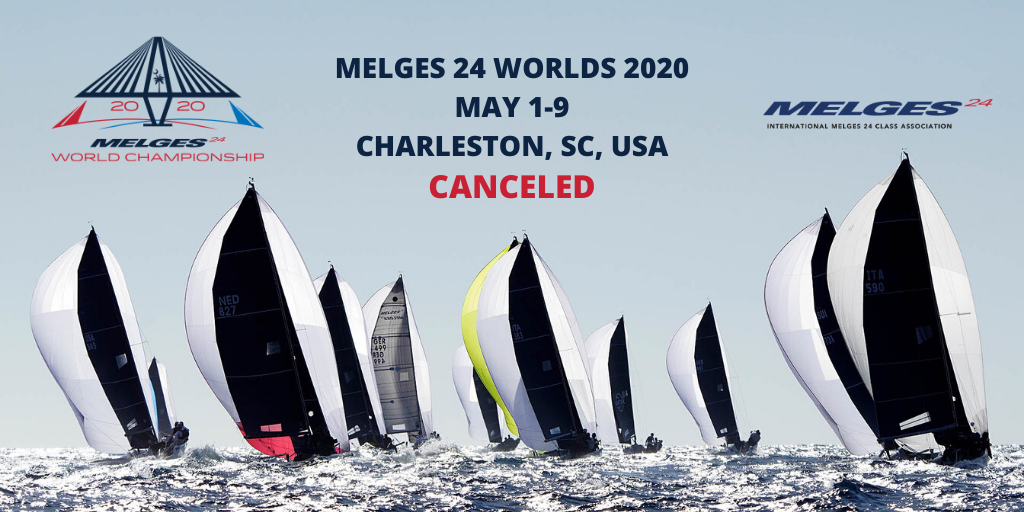CANCELLATION of the 2020 Melges 24 World Championship