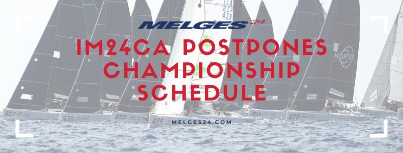 IM24CA postpones championship schedule