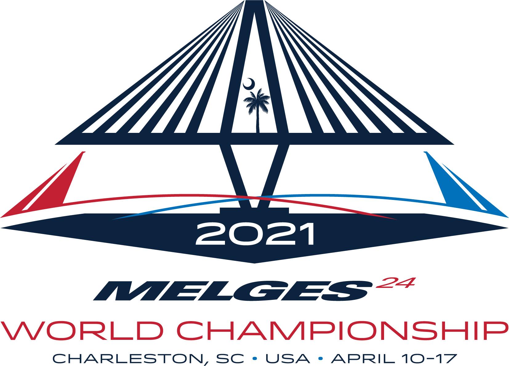 2021 Melges 24 Worlds logo