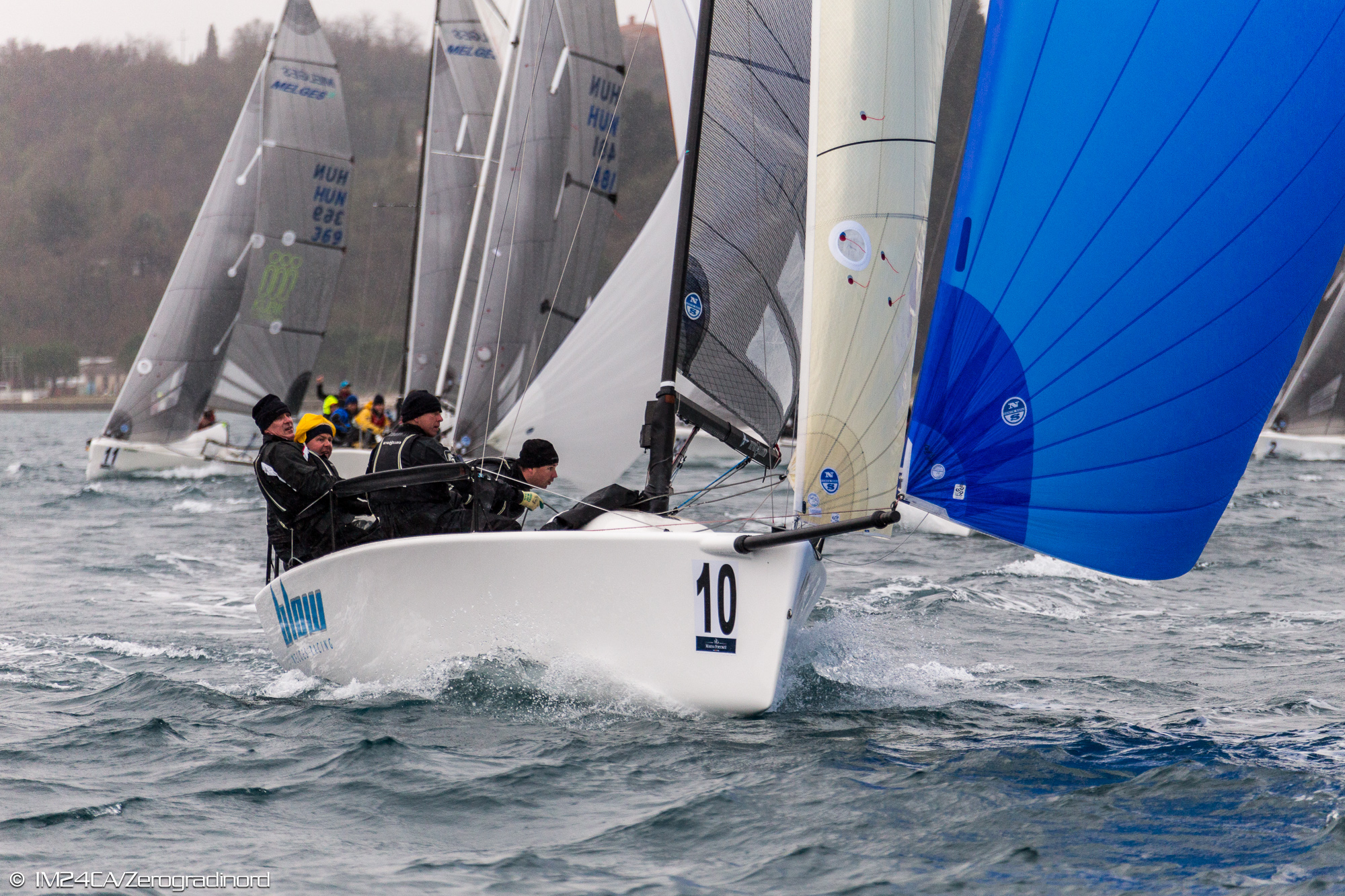 Melges 24 European Sailing Series 2015 - Portoroz, SLO - photo IM24CA/Zerogradin
