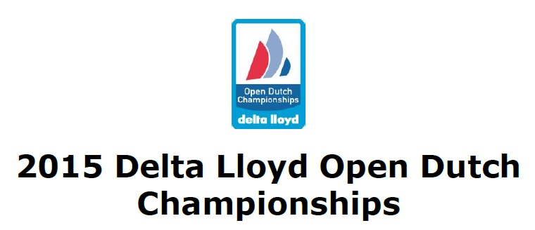 Delta Lloyd Open Dutch Championships in Medemblik, the Netherlands
