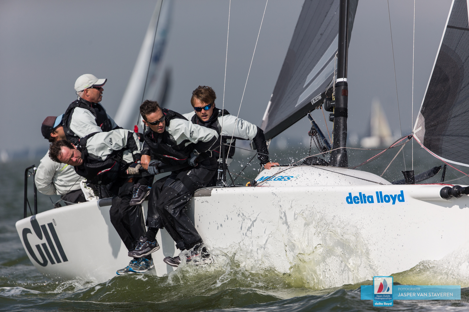 Miles Quinton's Gill Race Team GBR694 - photo Jasper van Staveren
