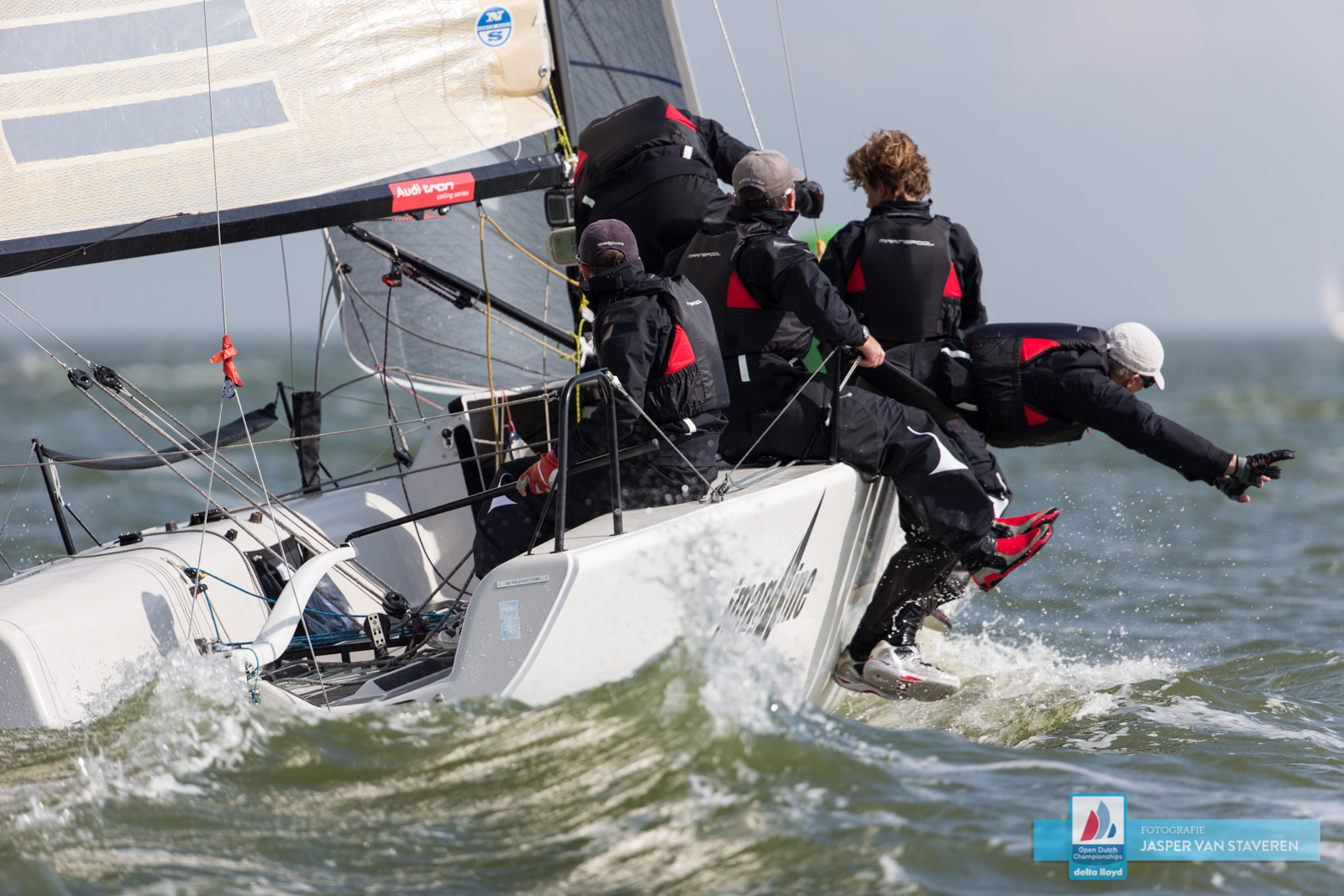 David Rowen's Imagine GBR557 - photo Jasper van Staveren