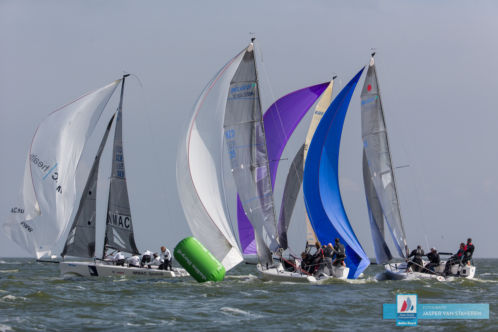Delta Lloyd Dutch Open Championships 2015 - photo Jasper van Staveren