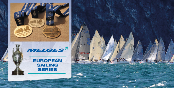Melges 24 European Sailing Series 2015