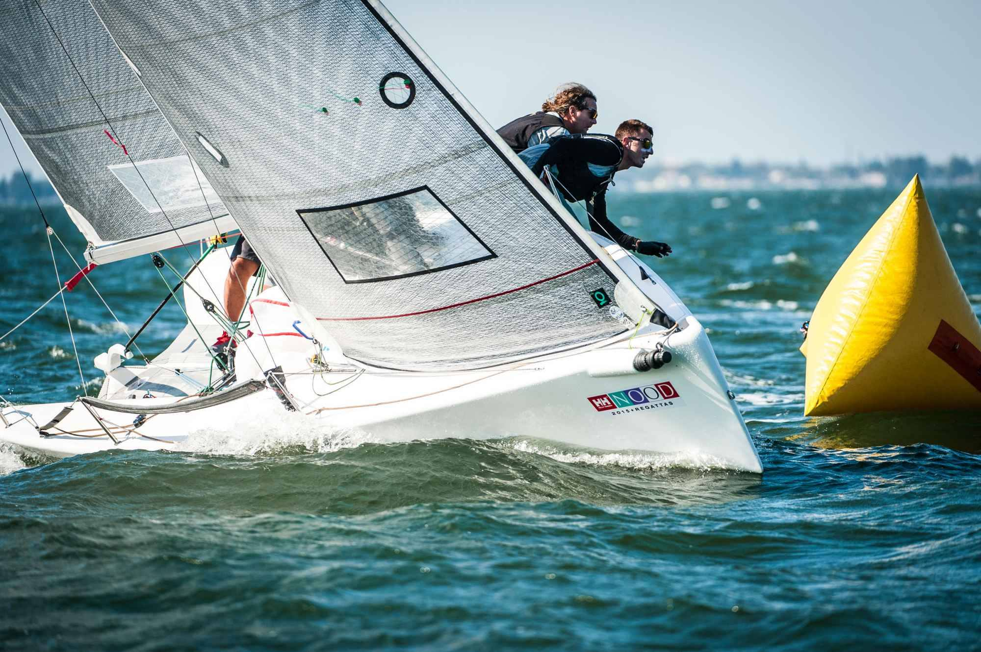 Melges 24 Zingara CAN629 - Richard Reid - (c) NOOD Regatta