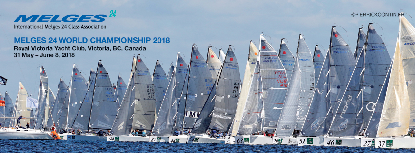 Melges 24 Worlds 2018 in Canada