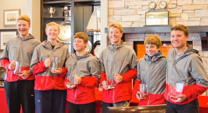 Top Corinthian Team of Wicked Feet- Lake Geneva's Future Champions -