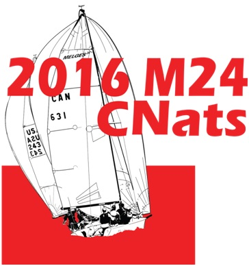 Melges 24 CAN Nationals 2016 Banner 2