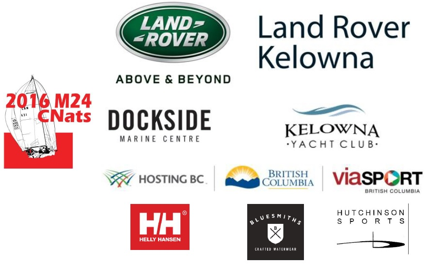 Land Rover Kelowna Melges 24 Canadian Nationals 2016 - supporters