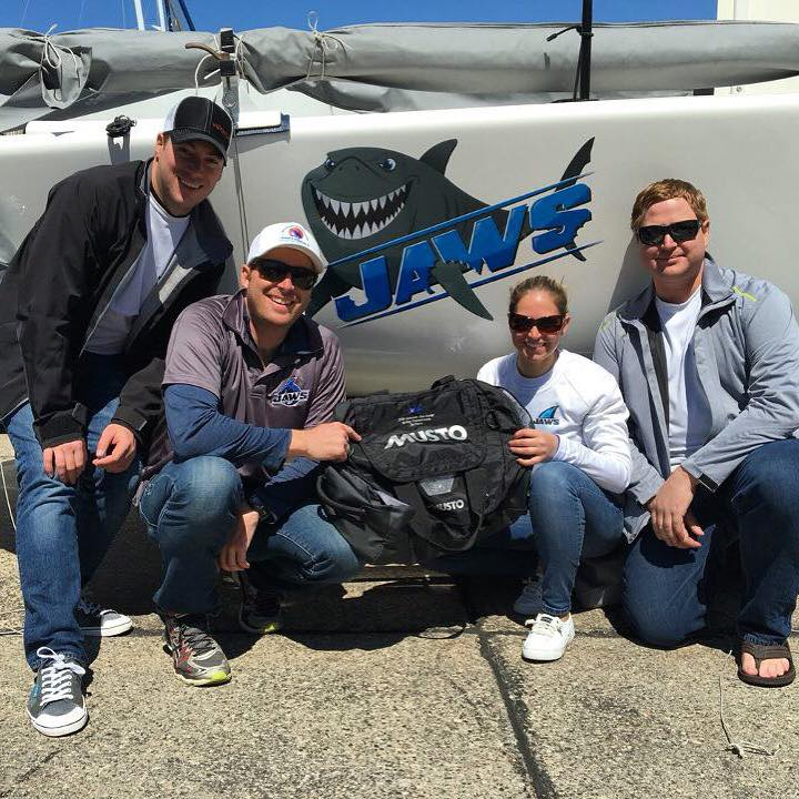 Melges 24 MYC Midwest One-Design Spring Champions – Team Jaws USA 775