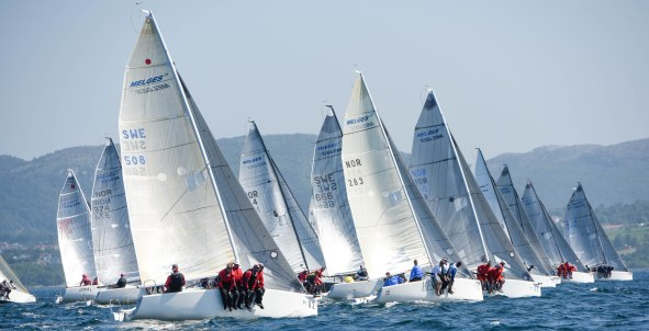 Melges 24 NOR Nationals 2016