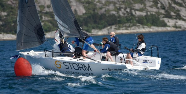 NOR 2016 Melges 24 Storm Capital Sail Racing