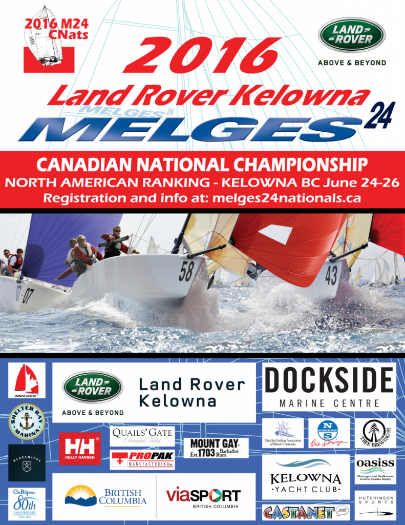 CAN2016_Melges24_Nationals_poster