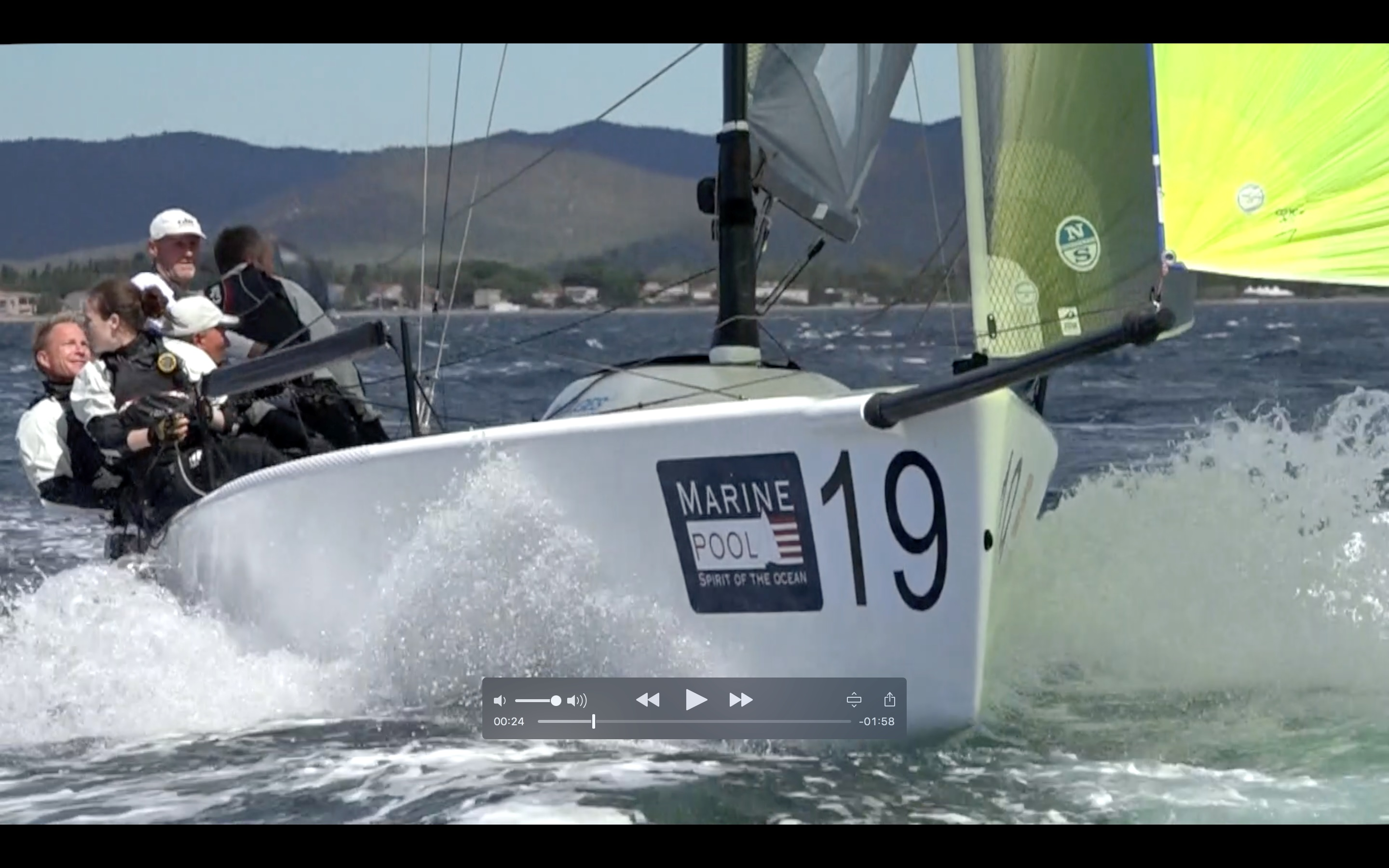 Day 1 video highlights - Hyeres