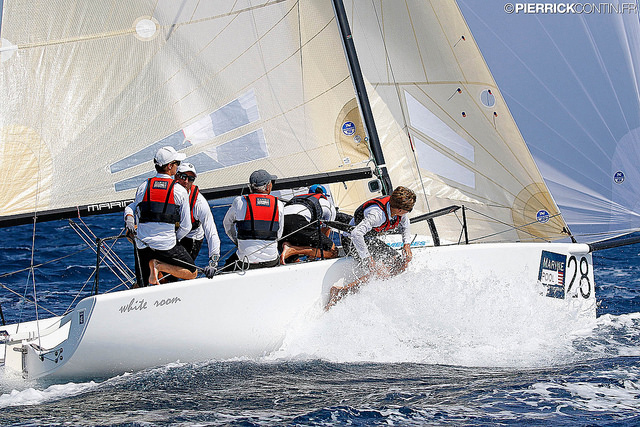 Melges 24 White Room GER677