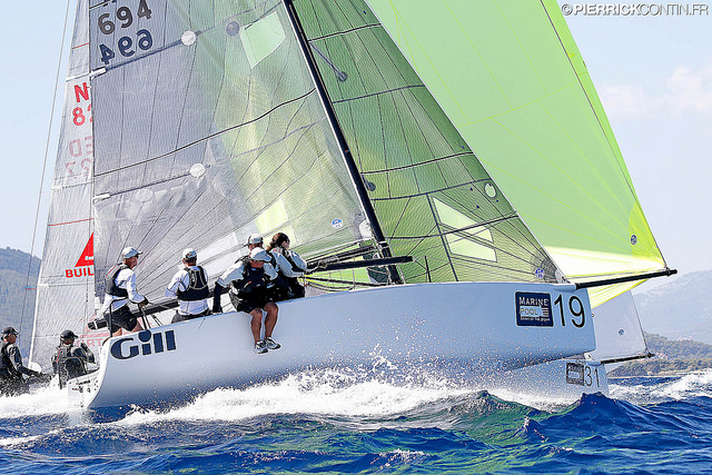 Melges 24 Gill Race Team GBR694