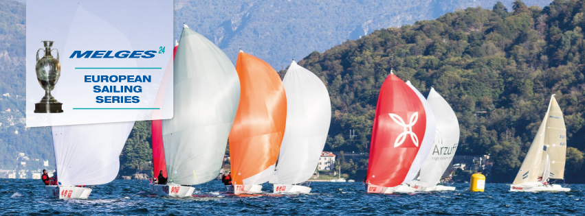 Melges 24 European Sailing Series 2016 Luino