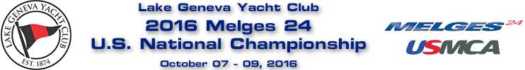 Melges 24 US Nationals 2016