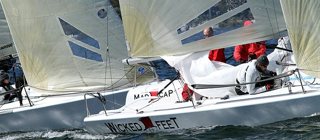 Line Honors Melges 24 US Nationals 2016