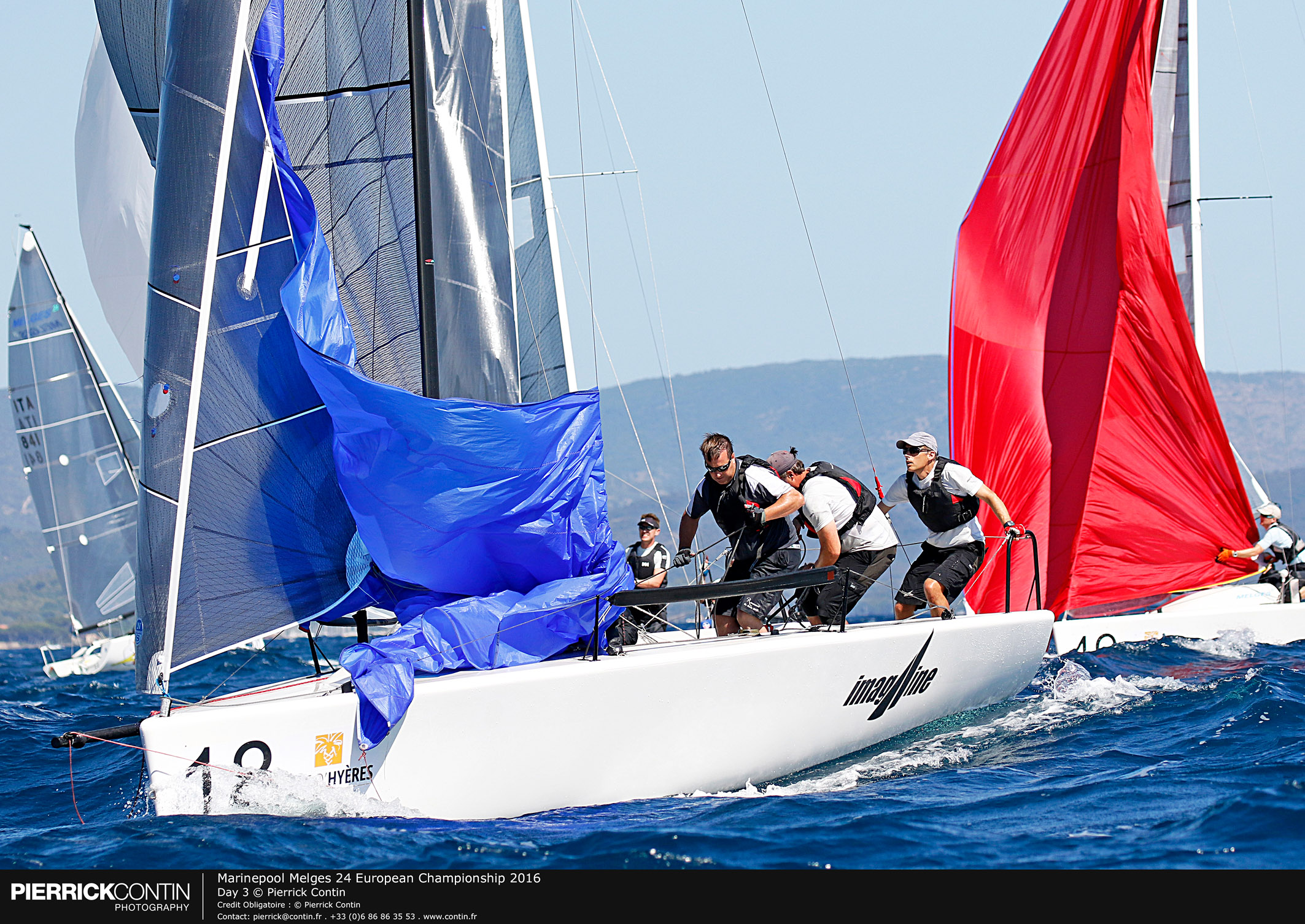 David Rowen's IMAGINE GBR557