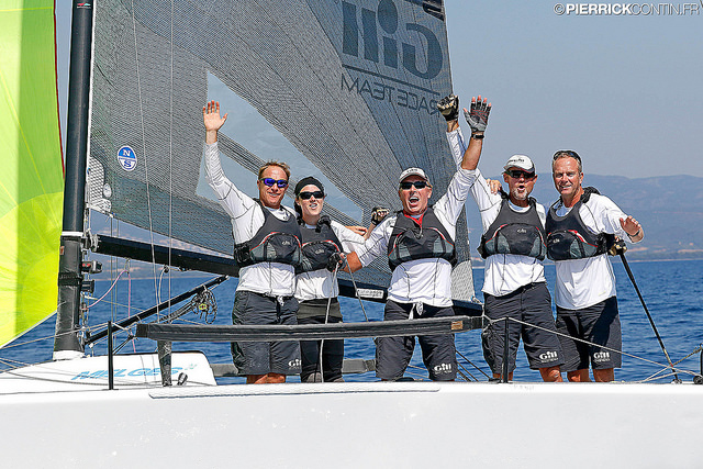 Gill Race Team GBR694 - Melges 24