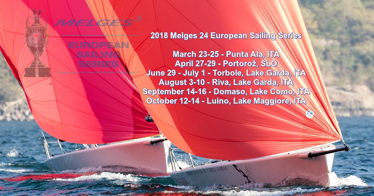 919131c649a423 International Melges 24 Class Association Presents  2018 Melges 24 European  Sailing Series
