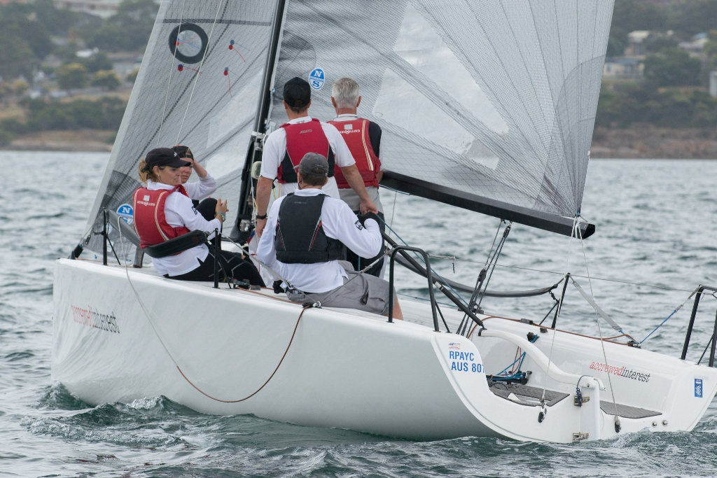 Melges 24 - AUS - Andy Wharton - Ph Ally Graham