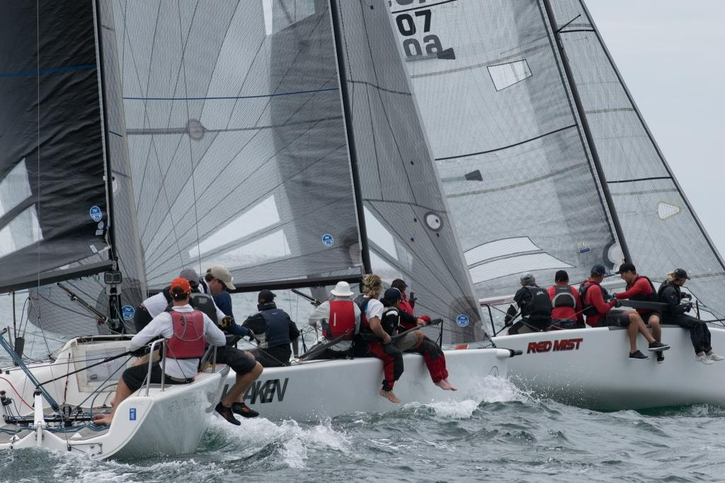 AUS - Melges 24 Nationals 2018 - Ph Ally Graham