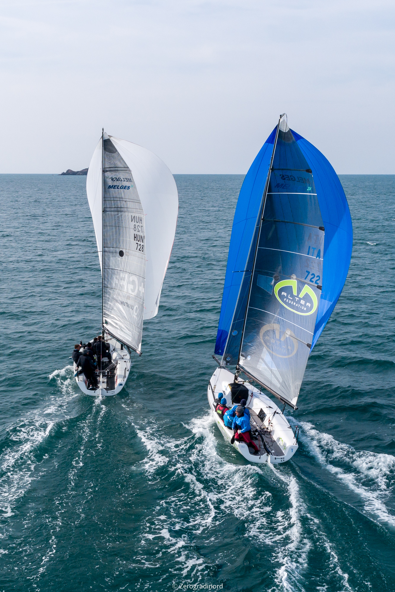 4c8a9ccded7245 2018 Melges 24 European Sailing Series  First Event in Punta Ala ...