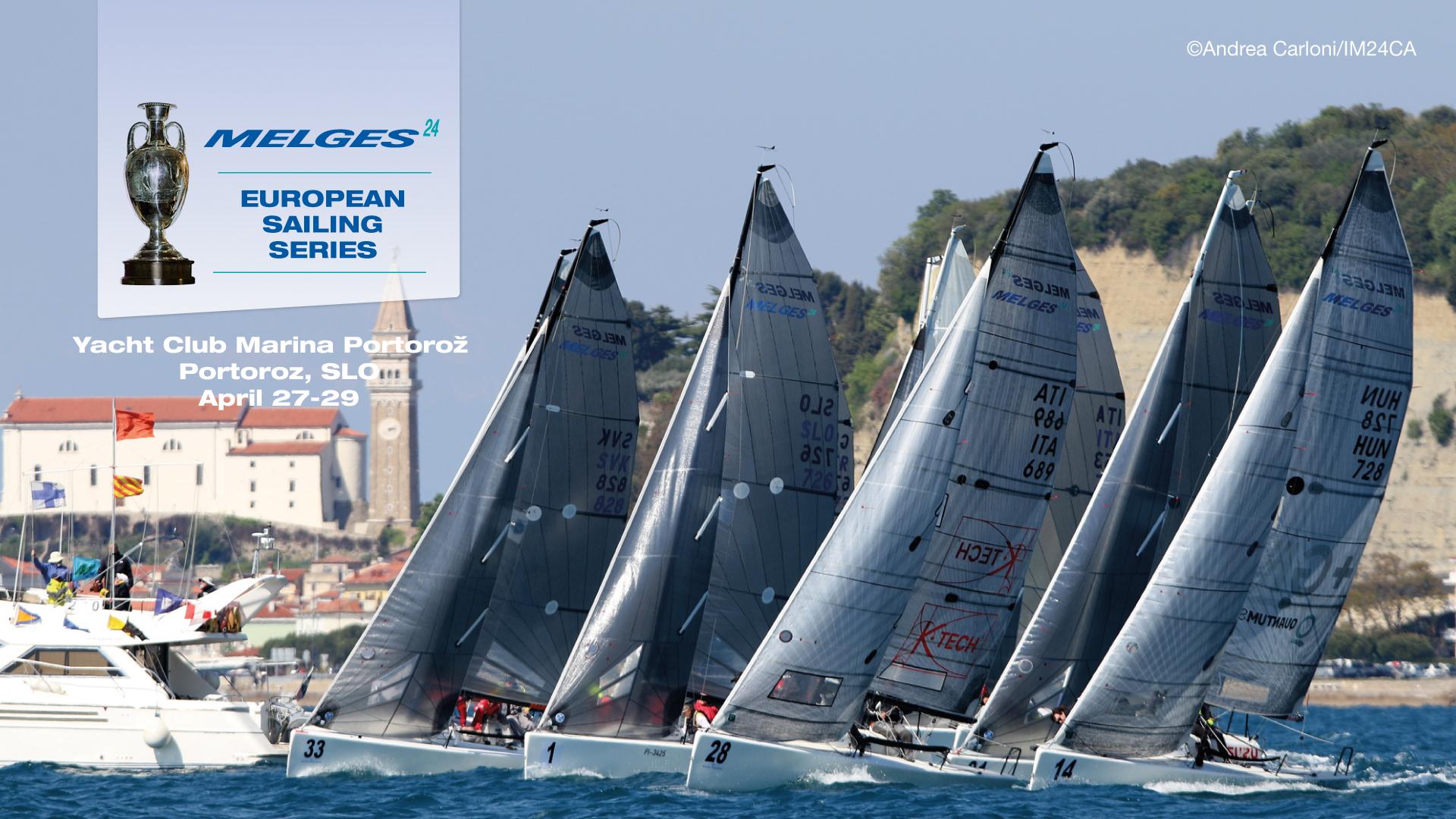 077a71c6f1a68d 2018 Melges 24 European Sailing Series  Marina Portorož Melges 24 ...