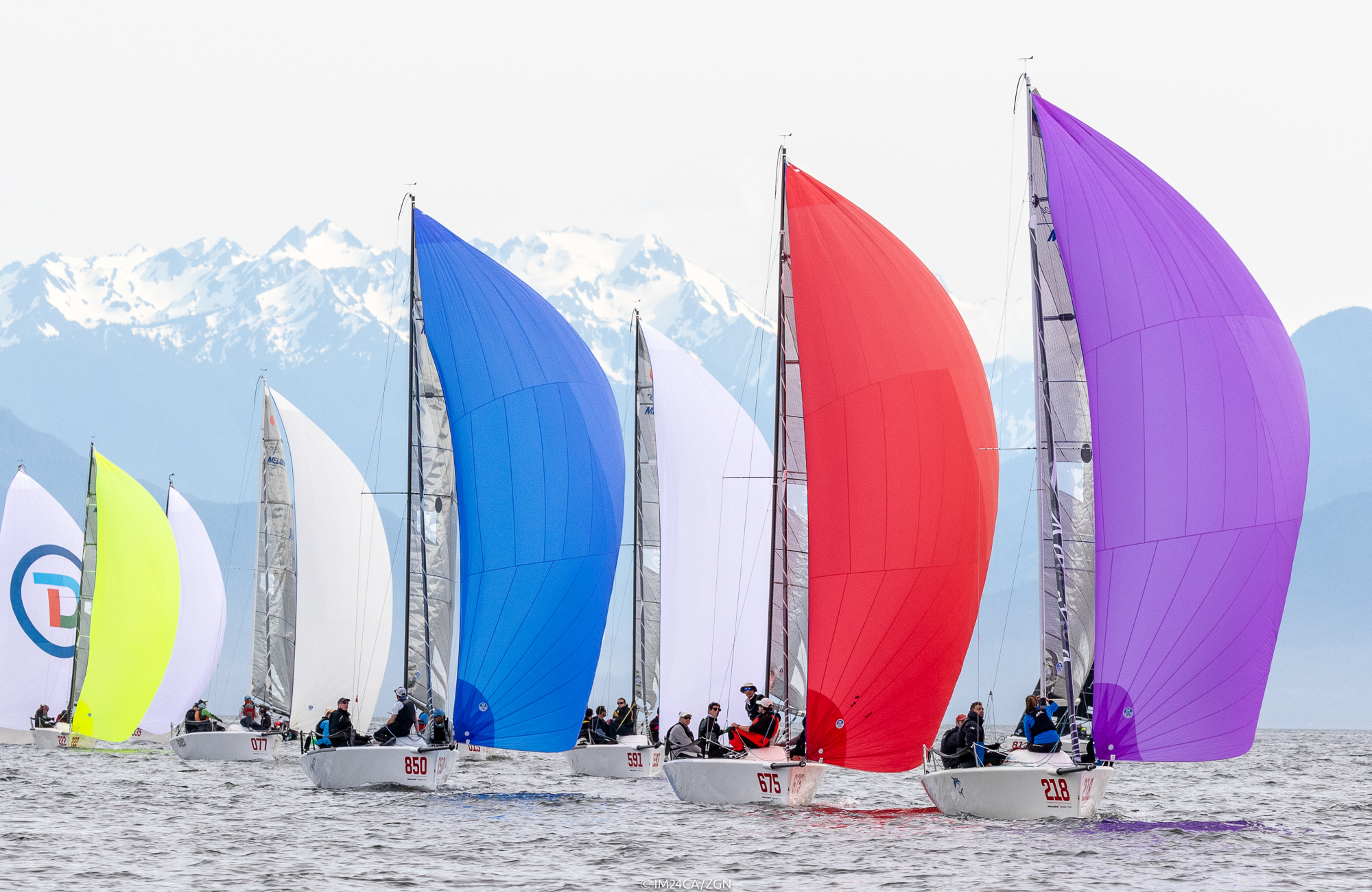 Melges 24 Worlds 2018 - Photo IM24CA/ZGN