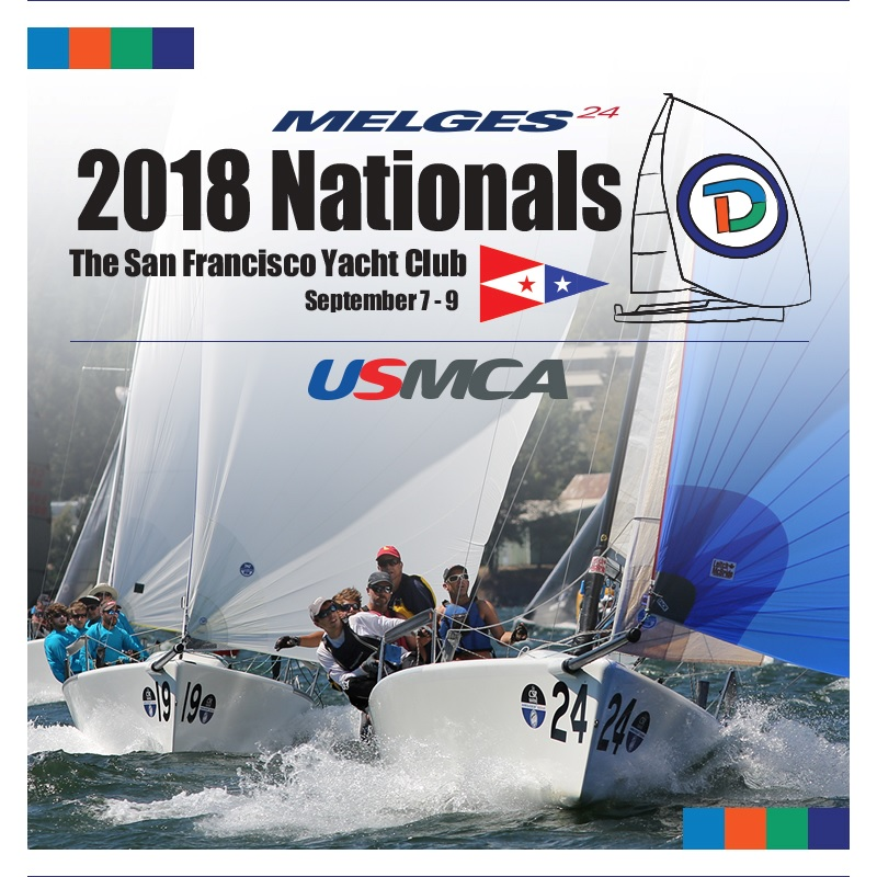 The 2018 Diversified Melges 24 U.S. Nationals