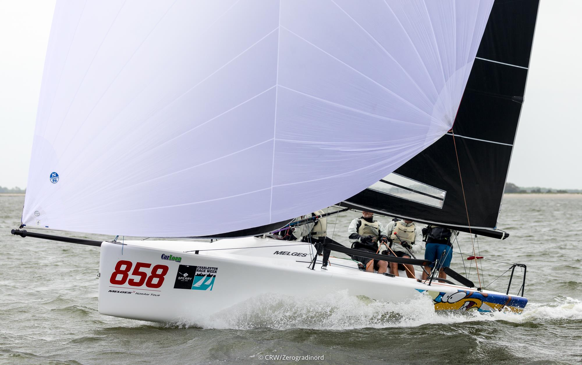 Lucky Dog Gill Race Team USA858