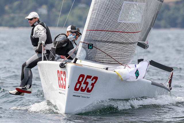 Melges 24 Zingara CAN853 - photo IM24CA / ZGN