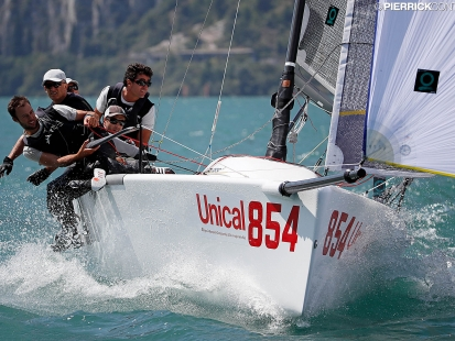 Maidollis ITA854 - 2018 Melges 24 European Champion