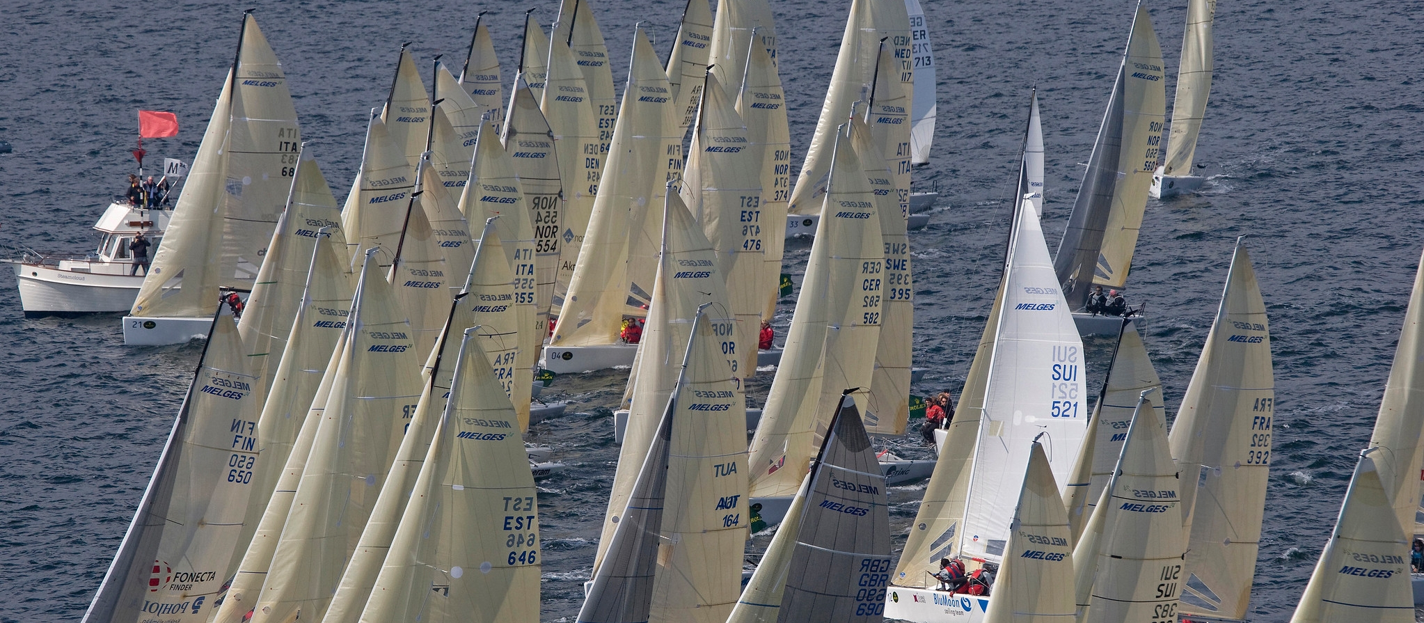 2007 Melges 24 European Championship held in association with Rolex Baltic Week in Neustadt, Germany